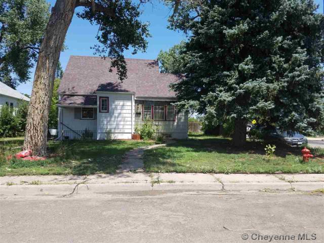 1826 Cheyenne Pl, Cheyenne, WY 82001 (MLS #72360) :: RE/MAX Capitol Properties