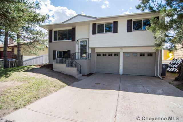 7412 Willshire Blvd, Cheyenne, WY 82009 (MLS #72366) :: RE/MAX Capitol Properties