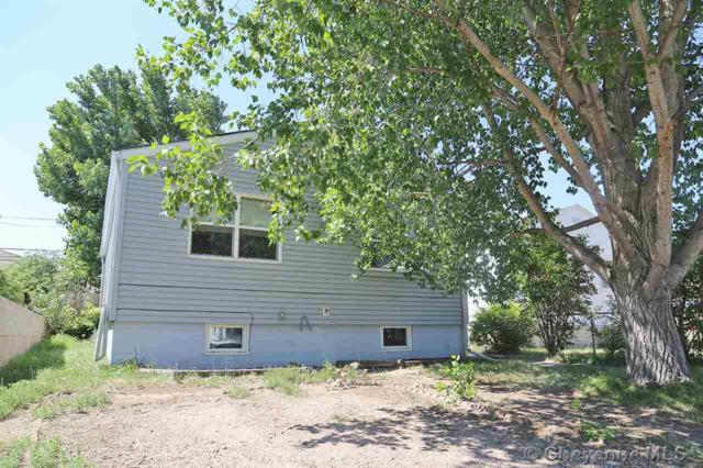 2203 E 16TH ST, Cheyenne, WY 82001 (MLS #72384) :: RE/MAX Capitol Properties