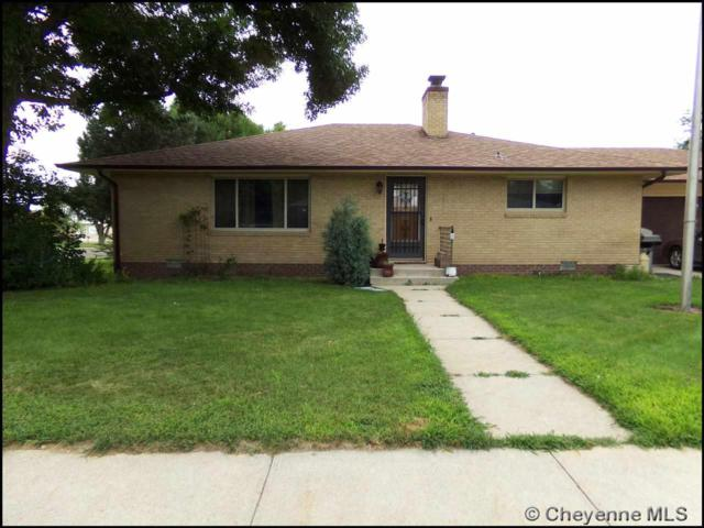 1356 Loomis St, Wheatland, WY 82201 (MLS #72387) :: RE/MAX Capitol Properties