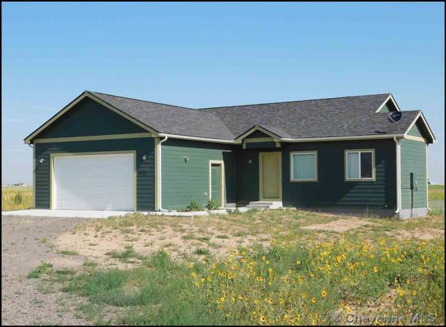 4712 Clover Rd, Carpenter, WY 82054 (MLS #72400) :: RE/MAX Capitol Properties