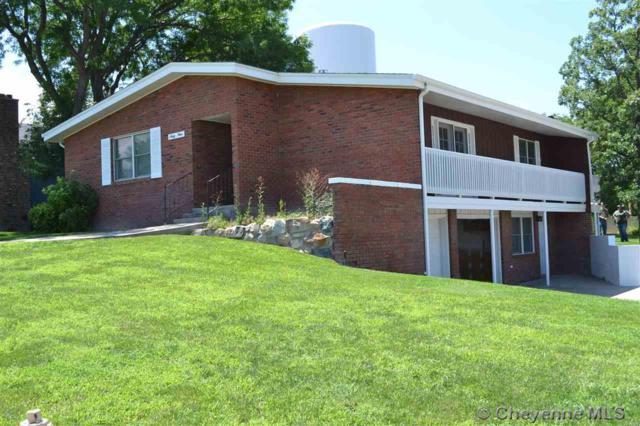 69 12TH ST, Wheatland, WY 82201 (MLS #72409) :: RE/MAX Capitol Properties