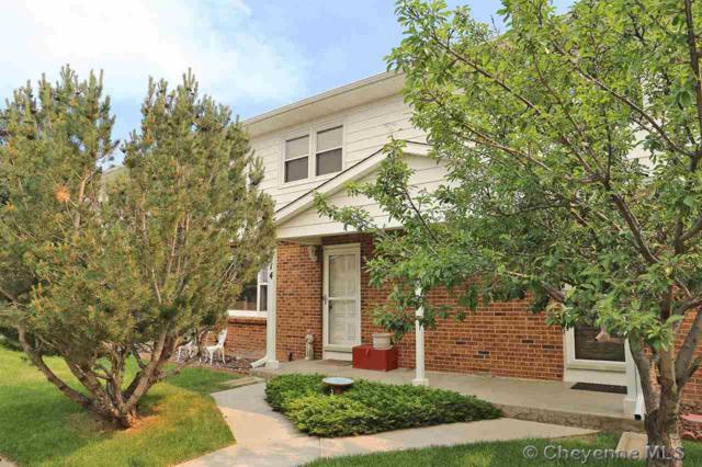 1414 Trent Ct, Cheyenne, WY 82009 (MLS #72429) :: RE/MAX Capitol Properties