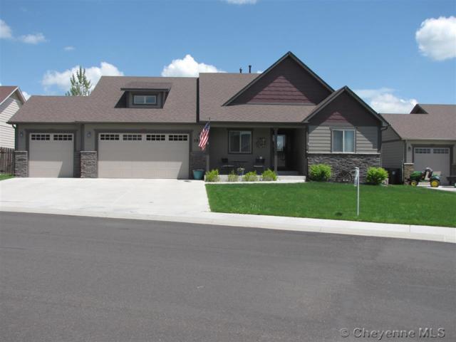 3531 Gunsmoke Rd, Cheyenne, WY 82001 (MLS #72439) :: RE/MAX Capitol Properties