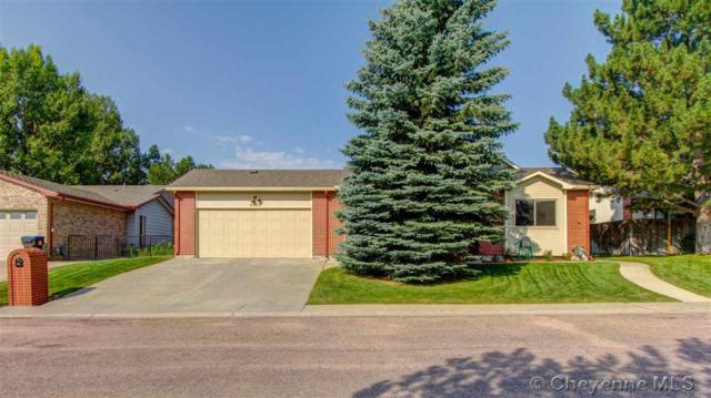 5332 Meadowbrook Dr, Cheyenne, WY 82009 (MLS #72467) :: RE/MAX Capitol Properties