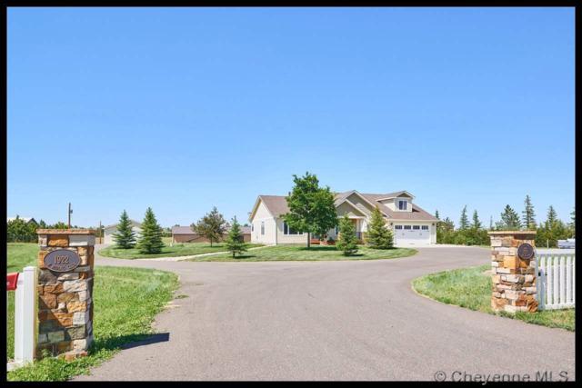 1922 E Riding Club Rd, Cheyenne, WY 82009 (MLS #72478) :: RE/MAX Capitol Properties