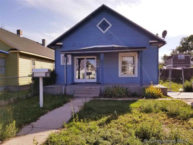 904 O Neil Ave, Cheyenne, WY 82007 (MLS #72485) :: RE/MAX Capitol Properties