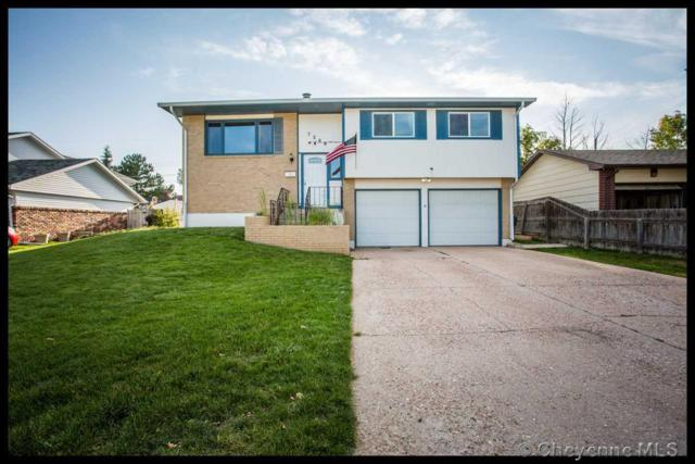 7208 Willshire Blvd, Cheyenne, WY 82009 (MLS #72486) :: RE/MAX Capitol Properties