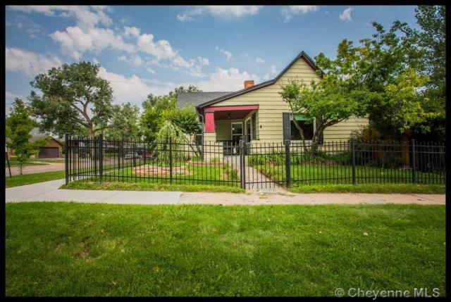 800 E 21ST ST, Cheyenne, WY 82001 (MLS #72541) :: RE/MAX Capitol Properties