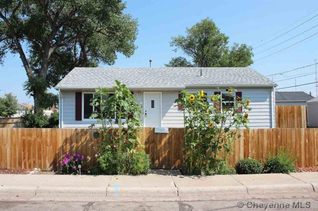 708 W Leisher Rd, Cheyenne, WY 82007 (MLS #72550) :: RE/MAX Capitol Properties