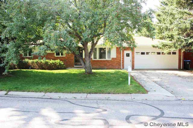 929 Creighton St, Cheyenne, WY 82009 (MLS #72551) :: RE/MAX Capitol Properties