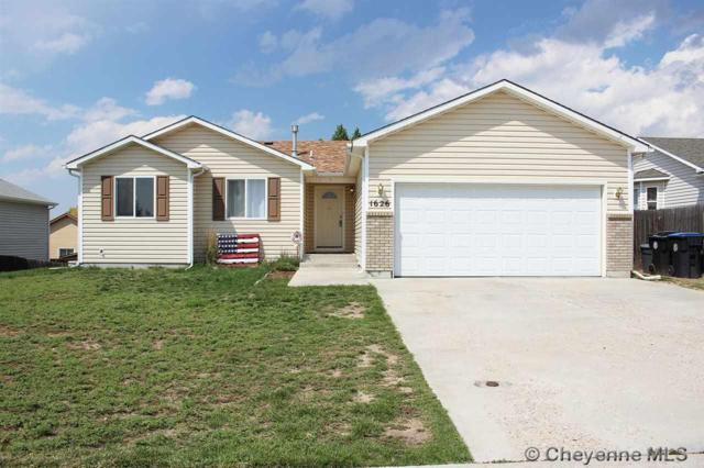 1626 Jazz Dr, Cheyenne, WY 82007 (MLS #72556) :: RE/MAX Capitol Properties