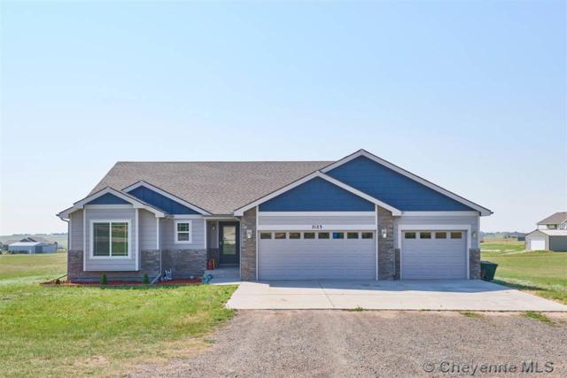 7123 Telluride Dr, Cheyenne, WY 82009 (MLS #72561) :: RE/MAX Capitol Properties