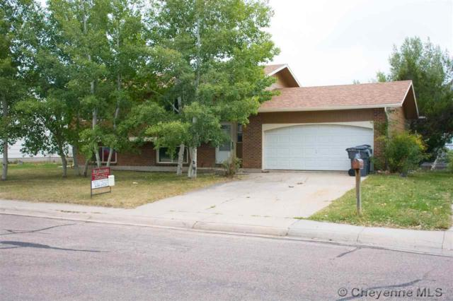 817 Phoenix Dr, Cheyenne, WY 82001 (MLS #72568) :: RE/MAX Capitol Properties
