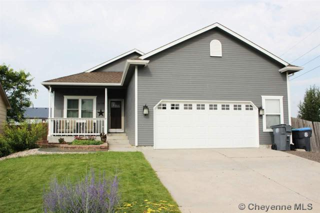 6114 Canyon Rd, Cheyenne, WY 82009 (MLS #72569) :: RE/MAX Capitol Properties