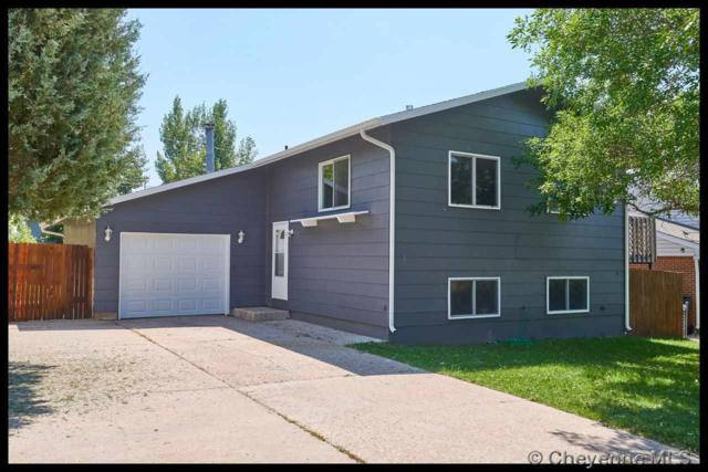 1531 W Allison Rd, Cheyenne, WY 82007 (MLS #72578) :: RE/MAX Capitol Properties
