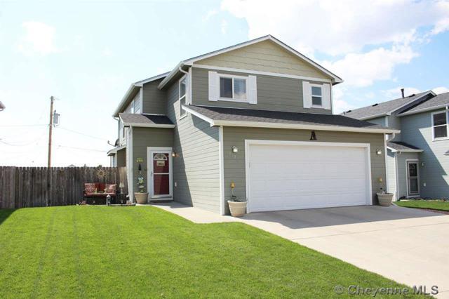 3532 Mccann Ave, Cheyenne, WY 82001 (MLS #72584) :: RE/MAX Capitol Properties