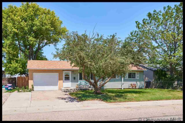 1236 W Leisher Rd, Cheyenne, WY 82007 (MLS #72587) :: RE/MAX Capitol Properties