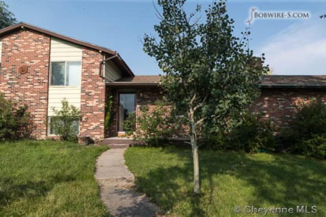 5405 Hilltop Ave, Cheyenne, WY 82009 (MLS #72590) :: RE/MAX Capitol Properties