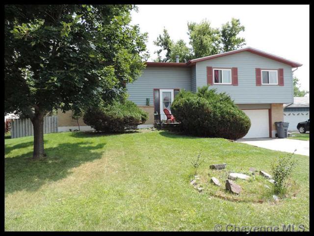 4719 King Arthur Wy, Cheyenne, WY 82009 (MLS #72600) :: RE/MAX Capitol Properties