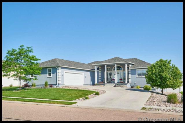 1318 Miracle Parkway, Cheyenne, WY 82009 (MLS #72606) :: RE/MAX Capitol Properties