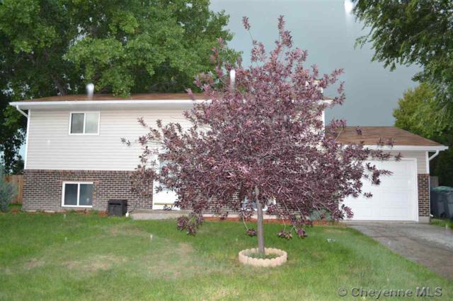 4312 Ocean Ave, Cheyenne, WY 82001 (MLS #72620) :: RE/MAX Capitol Properties