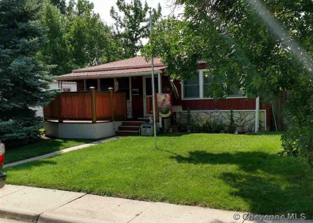 3614 Duff Ave, Cheyenne, WY 82001 (MLS #72630) :: RE/MAX Capitol Properties