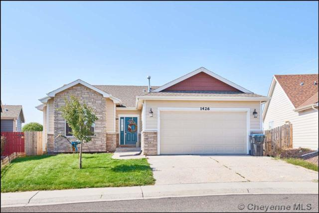 1426 Concerto Ln, Cheyenne, WY 82007 (MLS #72631) :: RE/MAX Capitol Properties