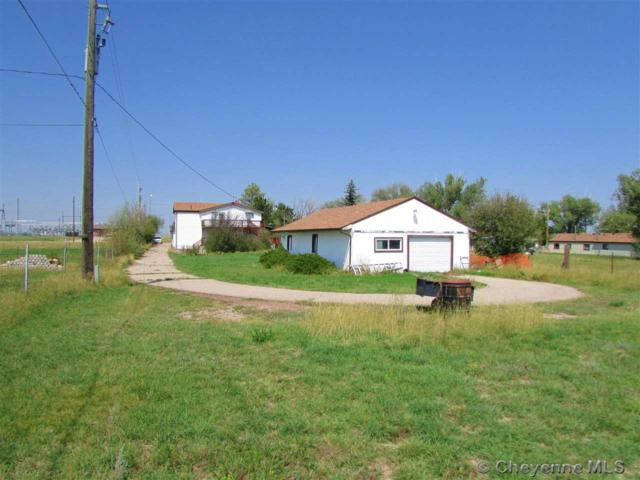 7017 Military Rd, Cheyenne, WY 82009 (MLS #72644) :: RE/MAX Capitol Properties