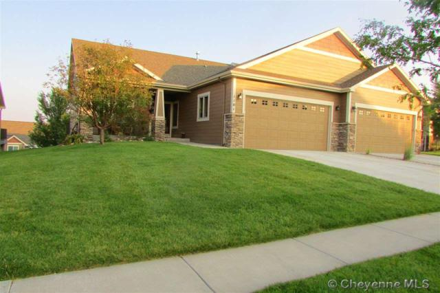 1101 Spirit Ln, Cheyenne, WY 82009 (MLS #72645) :: RE/MAX Capitol Properties