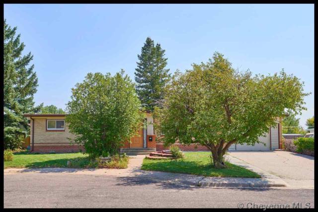 3115 Lusk Pl, Cheyenne, WY 82009 (MLS #72653) :: RE/MAX Capitol Properties