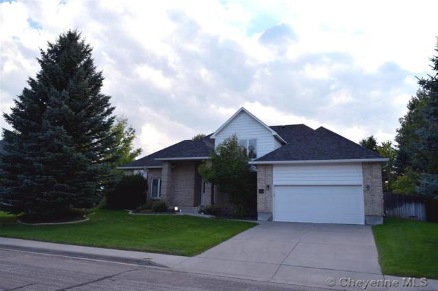 220 Stetson Dr, Cheyenne, WY 82009 (MLS #72655) :: RE/MAX Capitol Properties