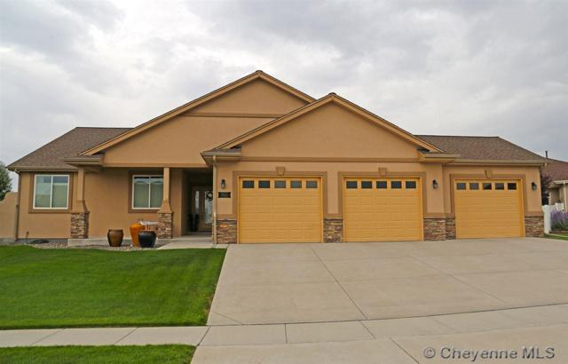 7513 Michelle Joy Heights, Cheyenne, WY 82009 (MLS #72687) :: RE/MAX Capitol Properties