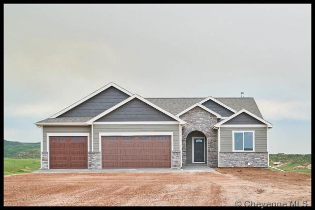LOT 18 Sahler St, Cheyenne, WY 82009 (MLS #72691) :: RE/MAX Capitol Properties