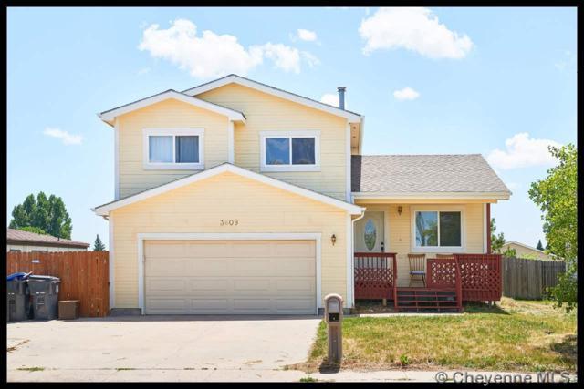 3609 Holmes St, Cheyenne, WY 82001 (MLS #72695) :: RE/MAX Capitol Properties