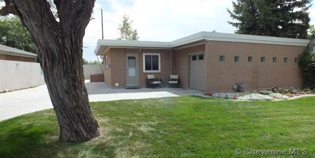 3217 Forest Dr, Cheyenne, WY 82001 (MLS #72717) :: RE/MAX Capitol Properties