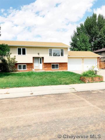 1721 Arnold St, Laramie, WY 82070 (MLS #72762) :: RE/MAX Capitol Properties