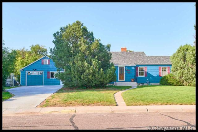 1200 Foyer Ave, Cheyenne, WY 82009 (MLS #72801) :: RE/MAX Capitol Properties