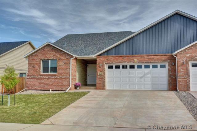 2621 Knadler, Laramie, WY 82072 (MLS #72812) :: RE/MAX Capitol Properties