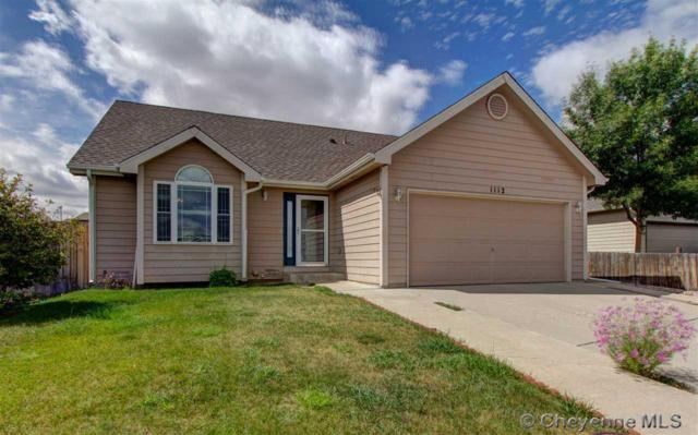 1112 Sonata Ln, Cheyenne, WY 82007 (MLS #72828) :: RE/MAX Capitol Properties