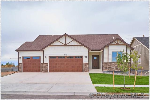 Lot 9 Sahler St, Cheyenne, WY 82009 (MLS #72847) :: RE/MAX Capitol Properties