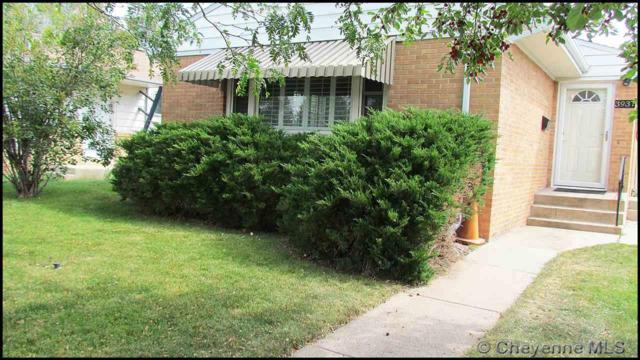 3937 Mccomb Ave, Cheyenne, WY 82001 (MLS #72865) :: RE/MAX Capitol Properties