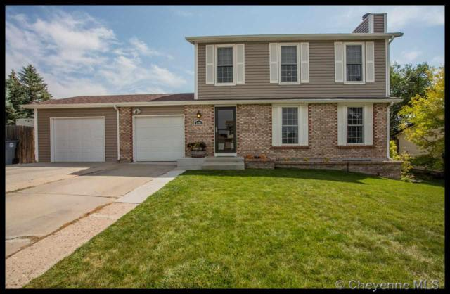 5007 Griffith Ave, Cheyenne, WY 82009 (MLS #72880) :: RE/MAX Capitol Properties