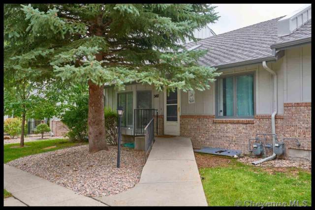 5407 Hynds Blvd, Cheyenne, WY 82009 (MLS #72884) :: RE/MAX Capitol Properties