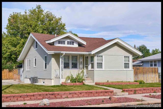 3512 House Ave, Cheyenne, WY 82001 (MLS #72915) :: RE/MAX Capitol Properties