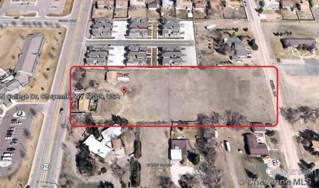 4615 N College Dr, Cheyenne, WY 82009 (MLS #72918) :: RE/MAX Capitol Properties