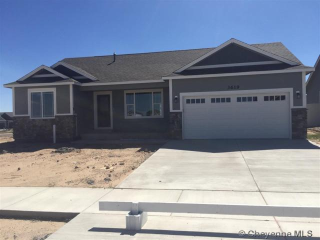 3625 Sowell St, Cheyenne, WY 82009 (MLS #72933) :: RE/MAX Capitol Properties