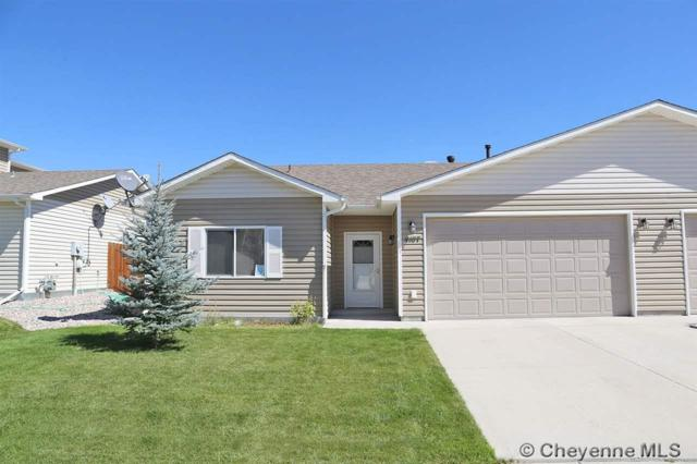 4107 Fillmore Ave, Cheyenne, WY 82001 (MLS #72937) :: RE/MAX Capitol Properties