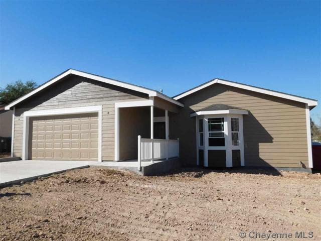 3902 Bevans St, Cheyenne, WY 82001 (MLS #72938) :: RE/MAX Capitol Properties