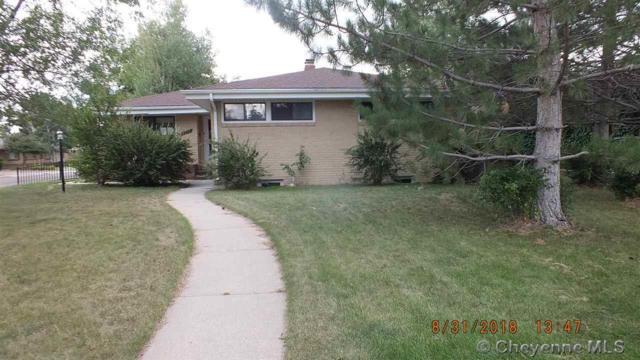 2793 Deming Blvd, Cheyenne, WY 82001 (MLS #72941) :: RE/MAX Capitol Properties